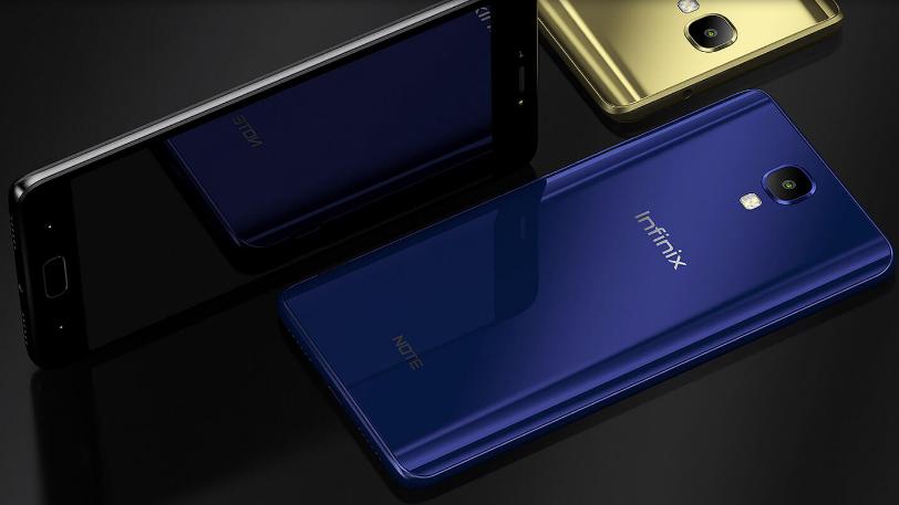Latest Infinix Android Phones In Nigeria